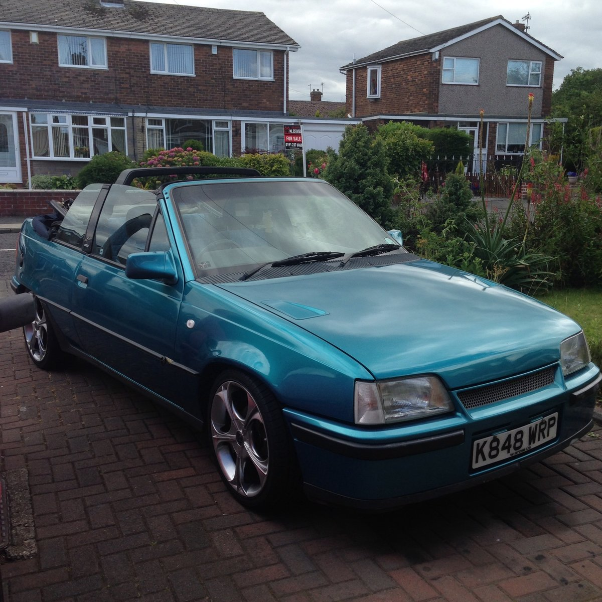 1992 Vauxhall Astra Cabrio Bertone limited edition152 For Sale (picture 6 of 6)
