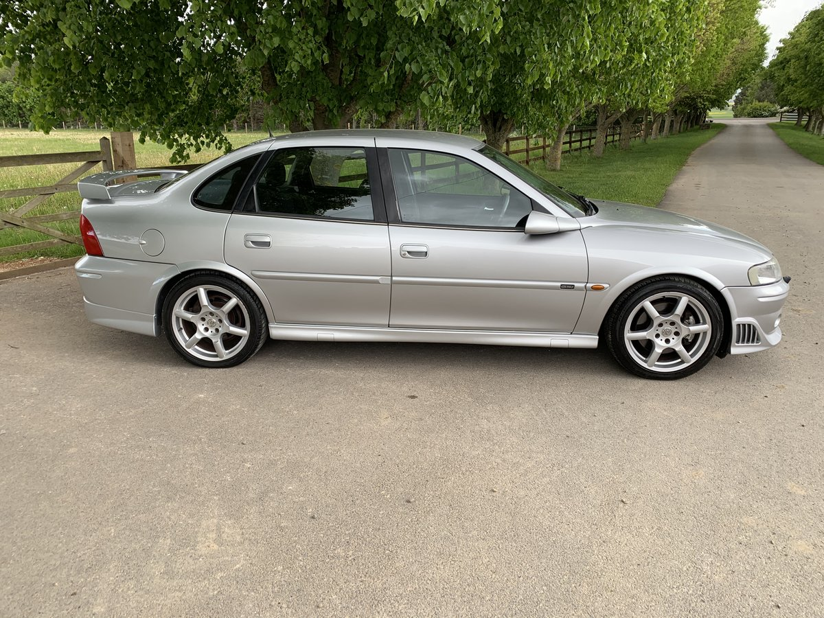 2002 Vauxhall vectra gsi 2.6 v6 low mileage For Sale (picture 2 of 6)