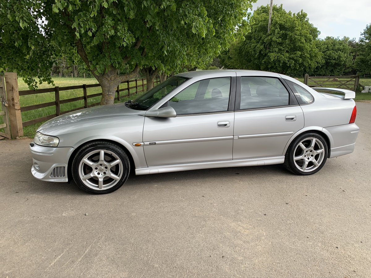 2002 Vauxhall vectra gsi 2.6 v6 low mileage For Sale (picture 3 of 6)