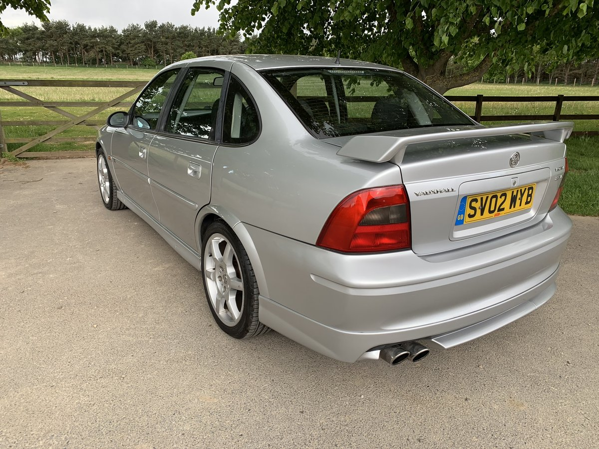 2002 Vauxhall vectra gsi 2.6 v6 low mileage For Sale (picture 4 of 6)