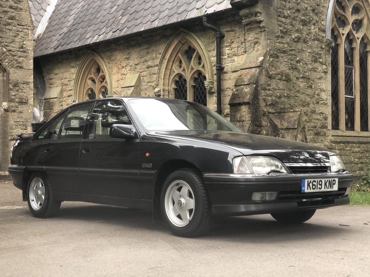 1992 VAUXHALL CARLTON DIPLOMAT 2.0 I AUTO RARE CAR For Sale (picture 3 of 6)