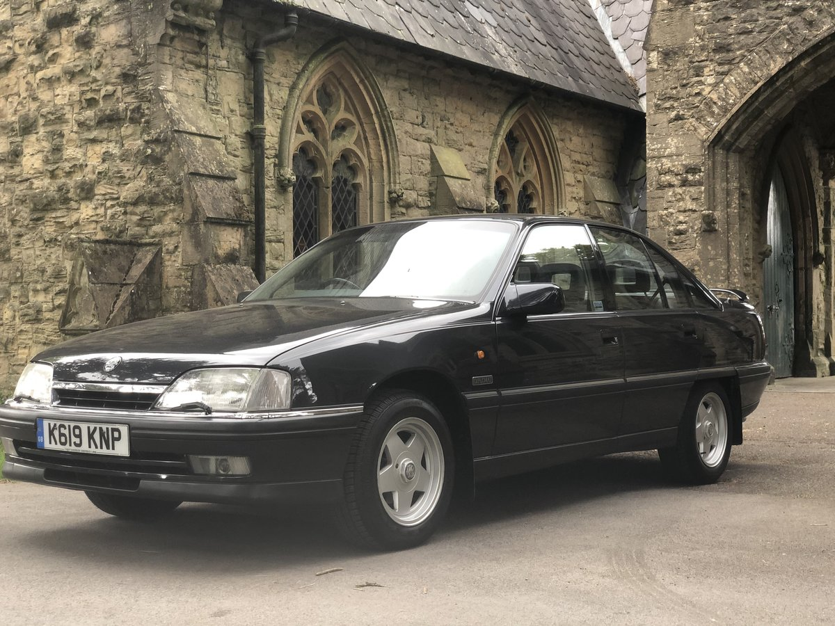 1992 VAUXHALL CARLTON DIPLOMAT 2.0 I AUTO RARE CAR For Sale (picture 4 of 6)