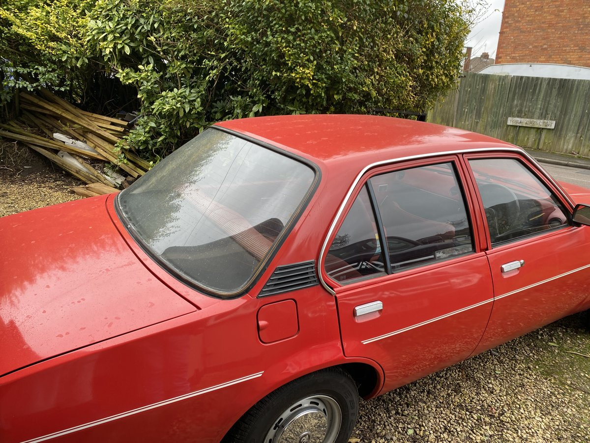 1976 Vauxhall Cavalier For Sale (picture 1 of 5)