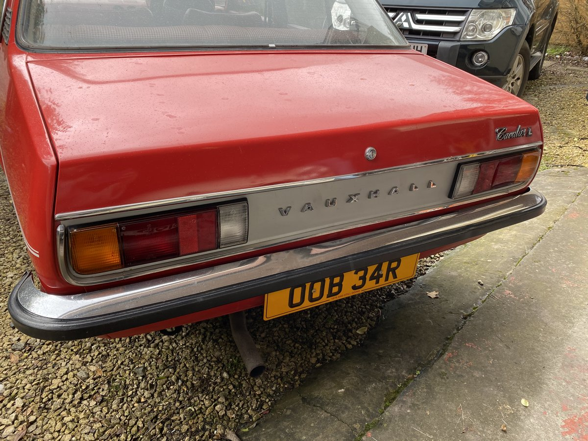 1976 Vauxhall Cavalier For Sale (picture 4 of 5)