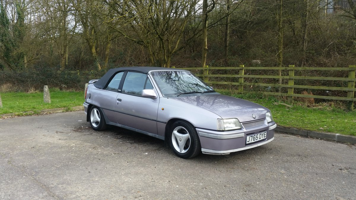 1992 Astra Summer Project For Sale (picture 2 of 6)