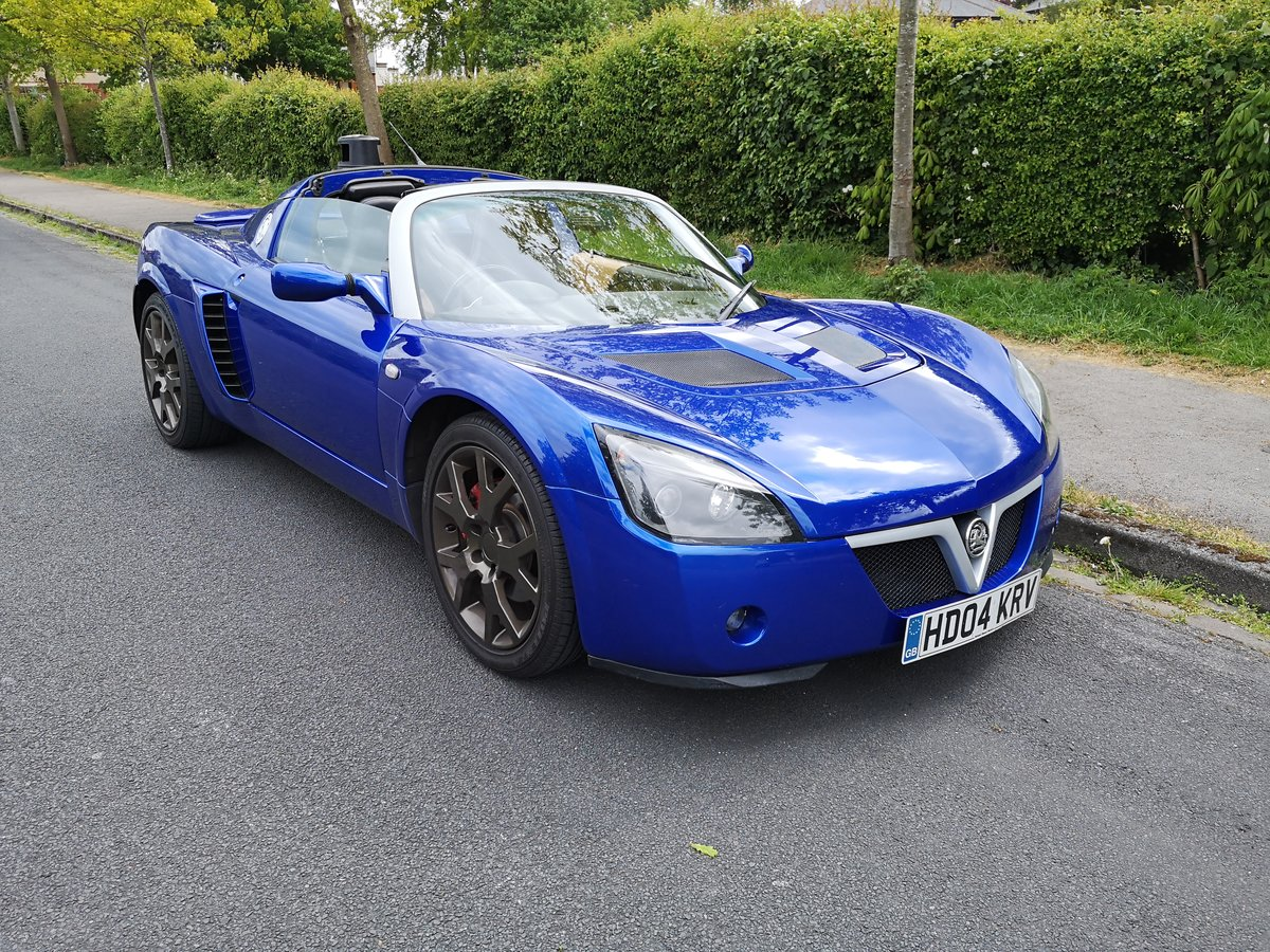 2004 VAUXHALL VX 220 TURBO 32K MILES For Sale (picture 3 of 6)