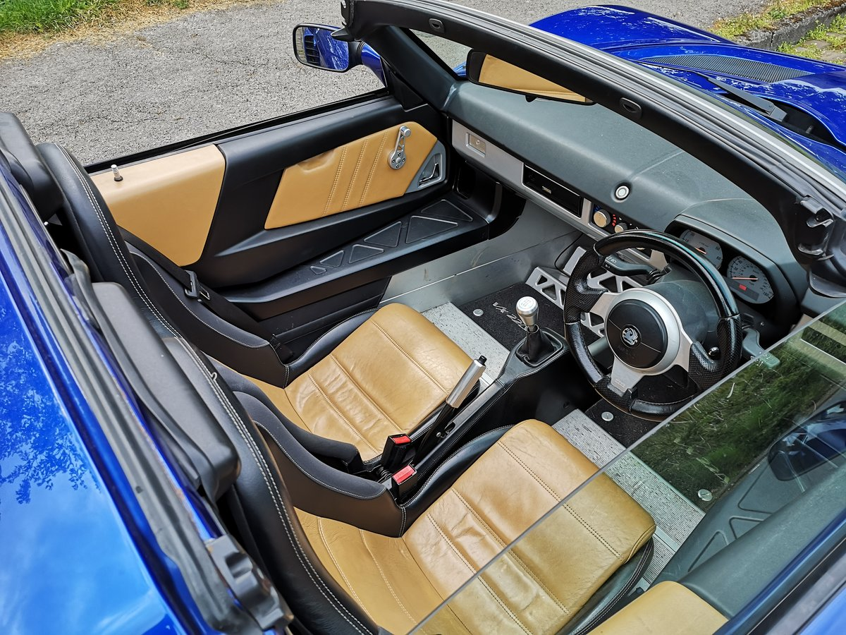2004 VAUXHALL VX 220 TURBO 32K MILES For Sale (picture 4 of 6)