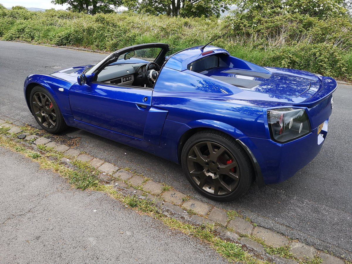 2004 VAUXHALL VX 220 TURBO 32K MILES For Sale (picture 5 of 6)