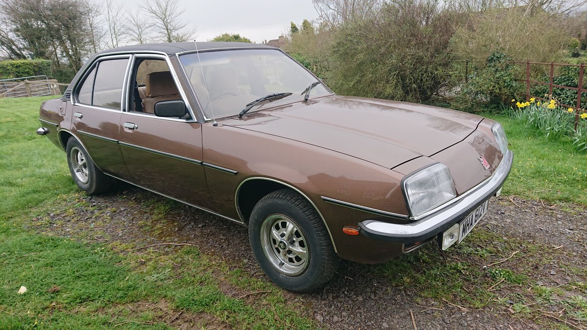 1980 Vauxhall cavalier 2000 gls mk1  For Sale (picture 1 of 5)