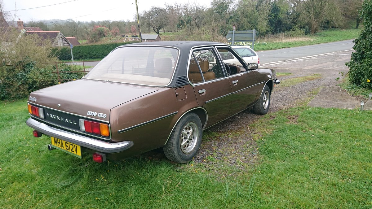 1980 Vauxhall cavalier 2000 gls mk1  For Sale (picture 2 of 5)