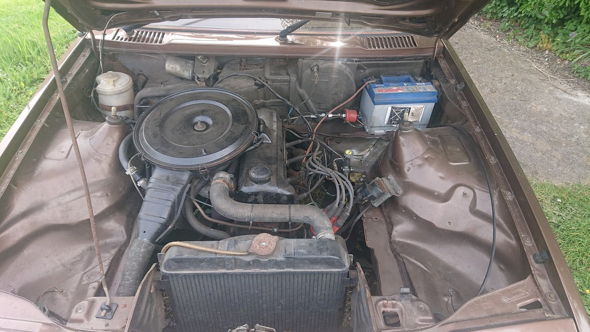 1980 Vauxhall cavalier 2000 gls mk1  For Sale (picture 5 of 5)