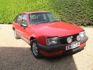 1987 Vauxhall Cavalier Mk 2 1.6 LX