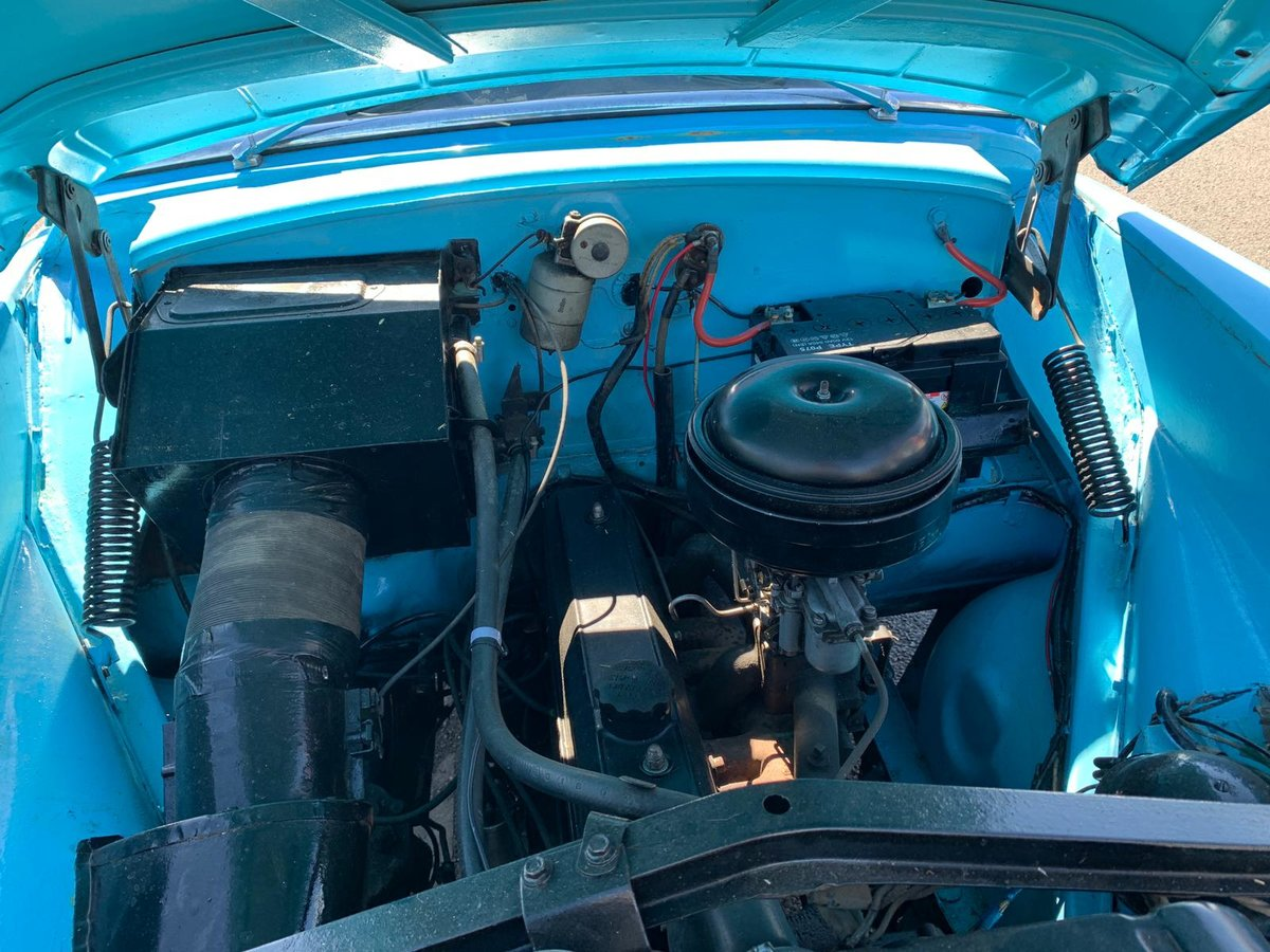 1956 VERY RARE 50's VAUXHALL VELOX For Sale (picture 5 of 6)