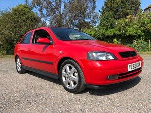 Vauxhall Astra SRi 2.2, FSH, 2Keys, 12Months MOT