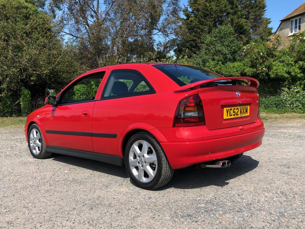 2002 Vauxhall Astra SRi 2.2, FSH, 2Keys, 12Months MOT For Sale (picture 4 of 6)