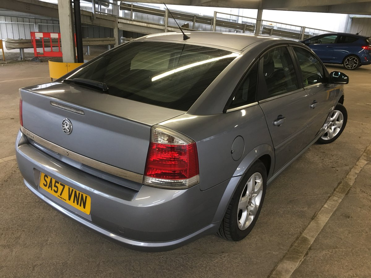 2007 Vauxhall Vectra For Sale (picture 4 of 6)