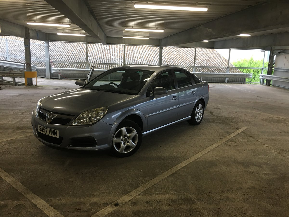 2007 Vauxhall Vectra For Sale (picture 5 of 6)