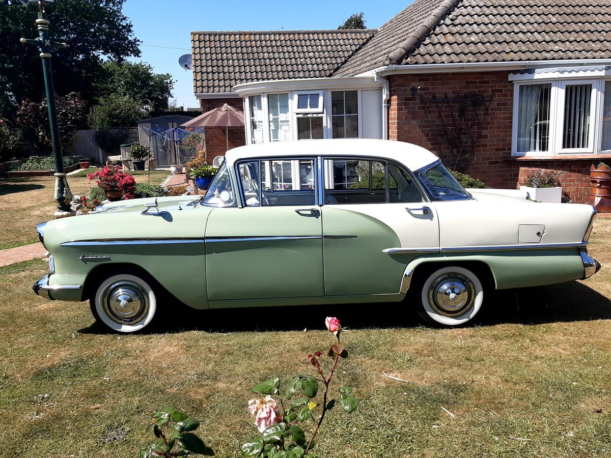 1959 Vauxhall victor f type series1 SOLD (picture 1 of 5)