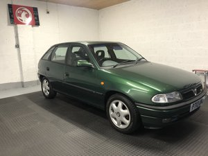 1997 Vauxhall Astra mk3 low miles