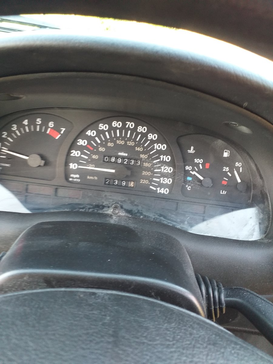 1997 Vauxhall Astra Arctic Mk3  16V For Sale (picture 6 of 6)