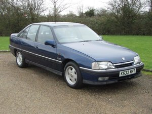 1993 Vauxhall Carlton 2.0 Diplomat Auto at ACA 20th June  For Sale