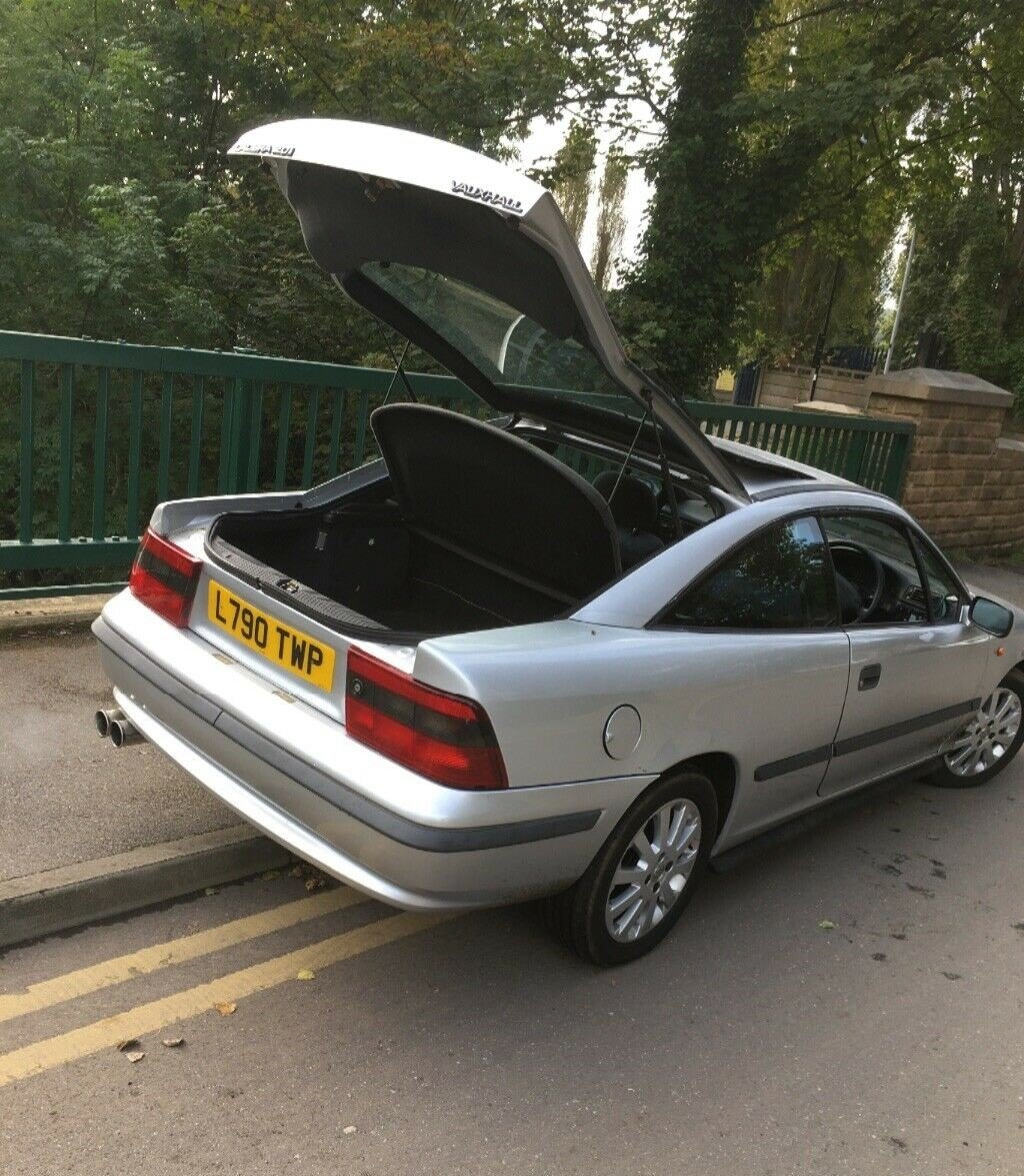 1993 Vauxhall Calibra 2.0 For Sale (picture 2 of 6)