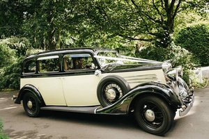 1935 Vauxhall Limousine Stunning very rare  For Sale