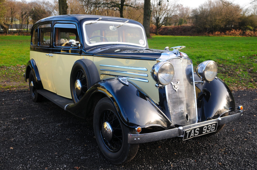 1935 Vauxhall Limousine Stunning very rare  For Sale (picture 2 of 6)