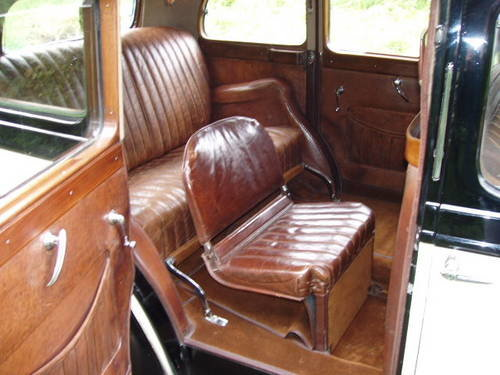 1935 Vauxhall Limousine Stunning very rare  For Sale (picture 4 of 6)