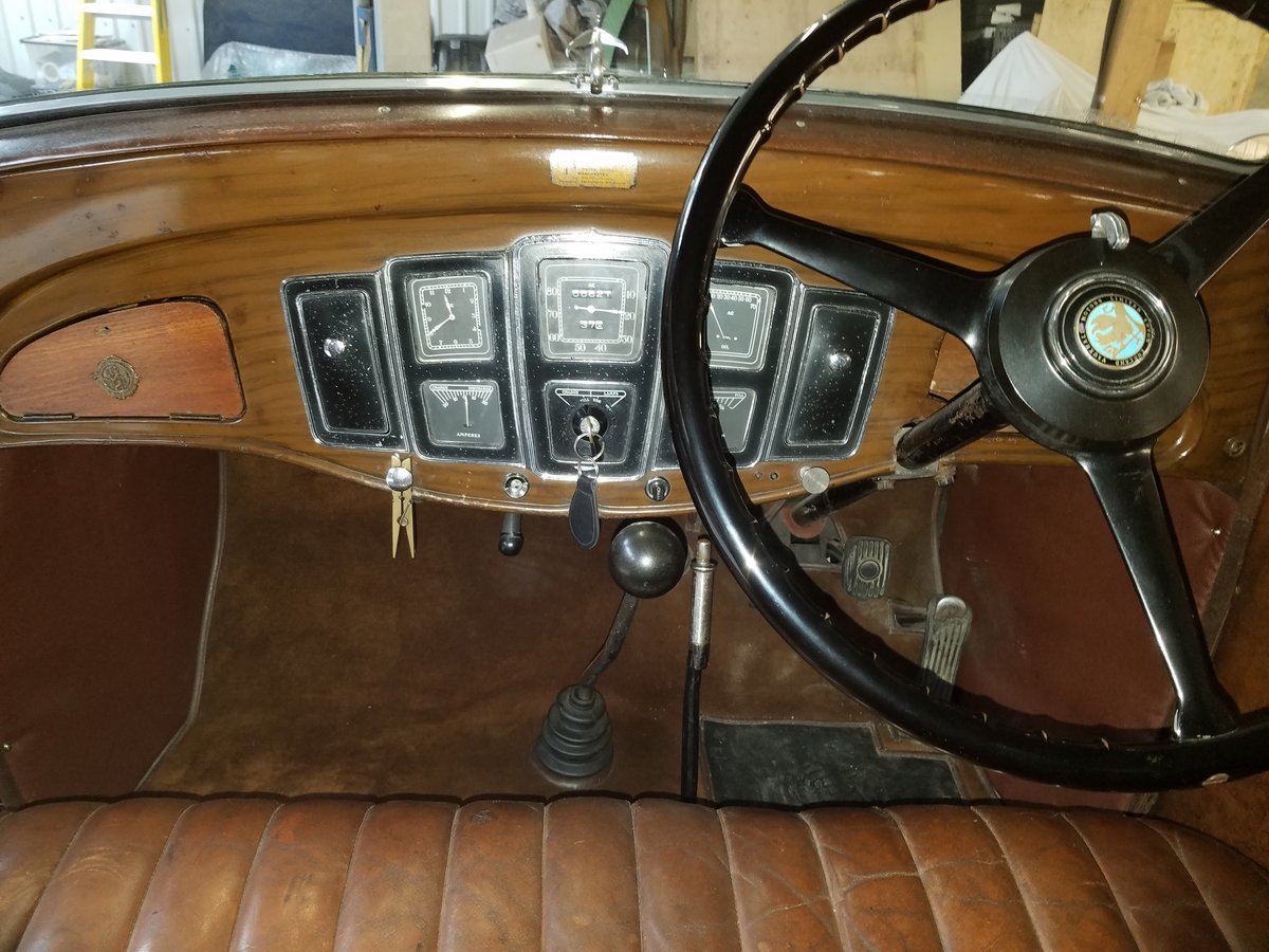 1935 Vauxhall Limousine Stunning very rare  For Sale (picture 5 of 6)