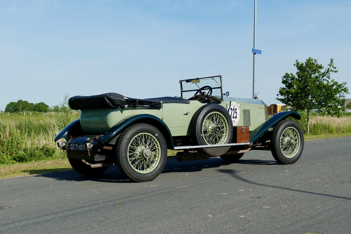 1923 Vauxhall 23/60 Velox Style Sport Tourer For Sale (picture 2 of 6)
