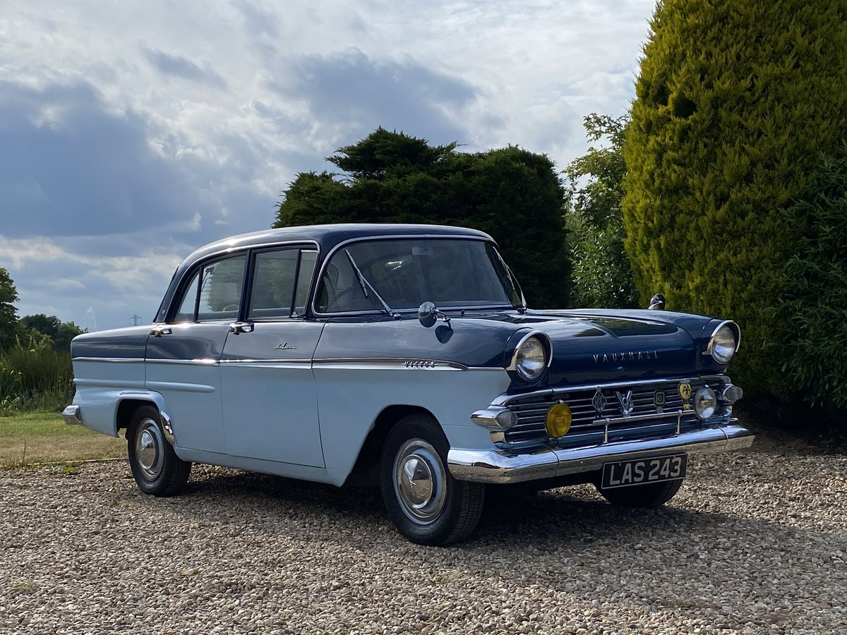 1961 Vauxhall Victor F Type Deluxe, Only 68,000 Miles SOLD (picture 1 of 6)