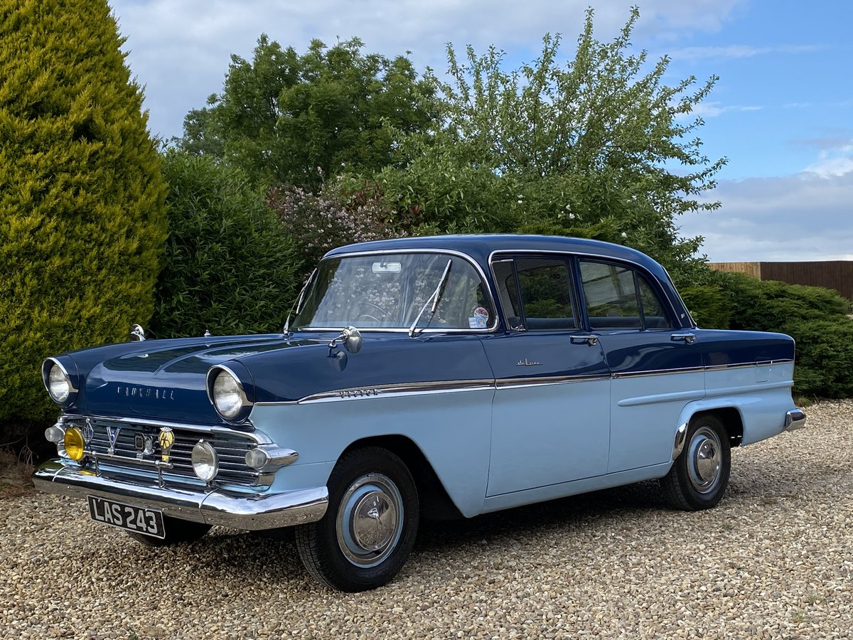 1961 Vauxhall Victor F Type Deluxe, Only 68,000 Miles SOLD (picture 2 of 6)