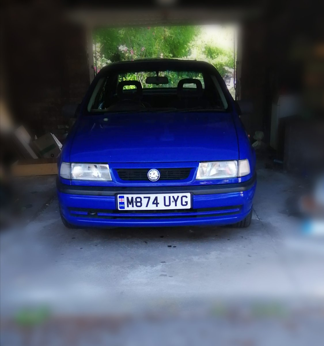 1994 Vauxhall cavalier 1.7 td ** restoration project * For Sale (picture 1 of 6)