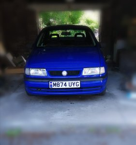 1994 Vauxhall cavalier 1.7 td ** restoration project * For Sale