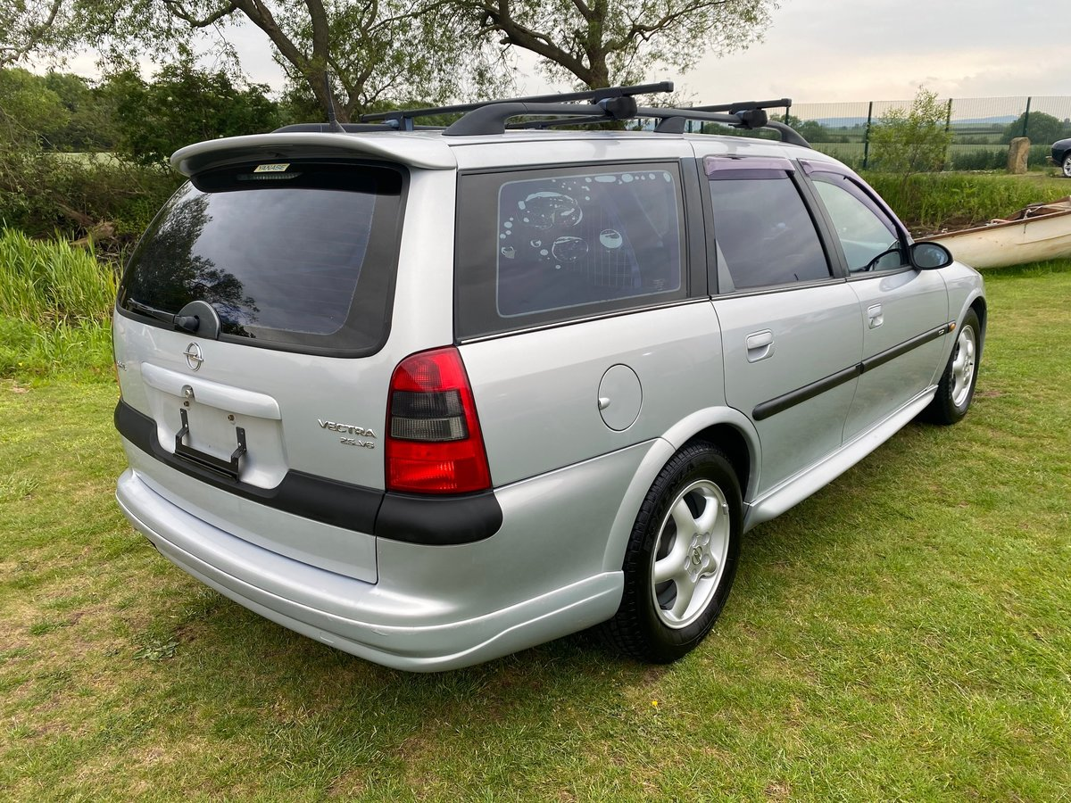 1999 VAUXHALL VECTRA LIMITED EDITION IRMSCHER i500 VECTRA 2.5 V6 For Sale (picture 2 of 6)