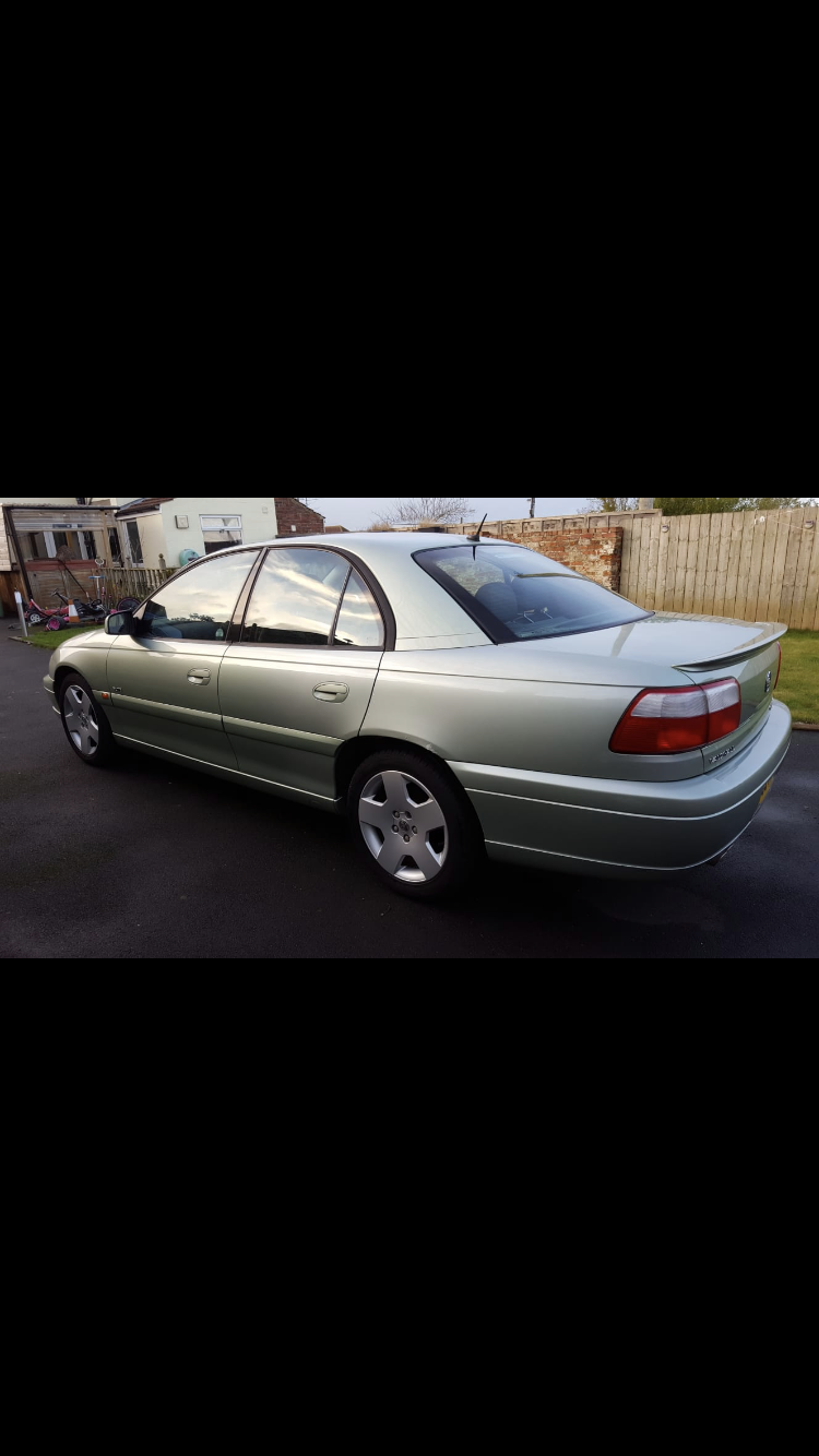 2000 X reg Vauxhall omega ELITE 3L V6 automatic For Sale (picture 2 of 6)