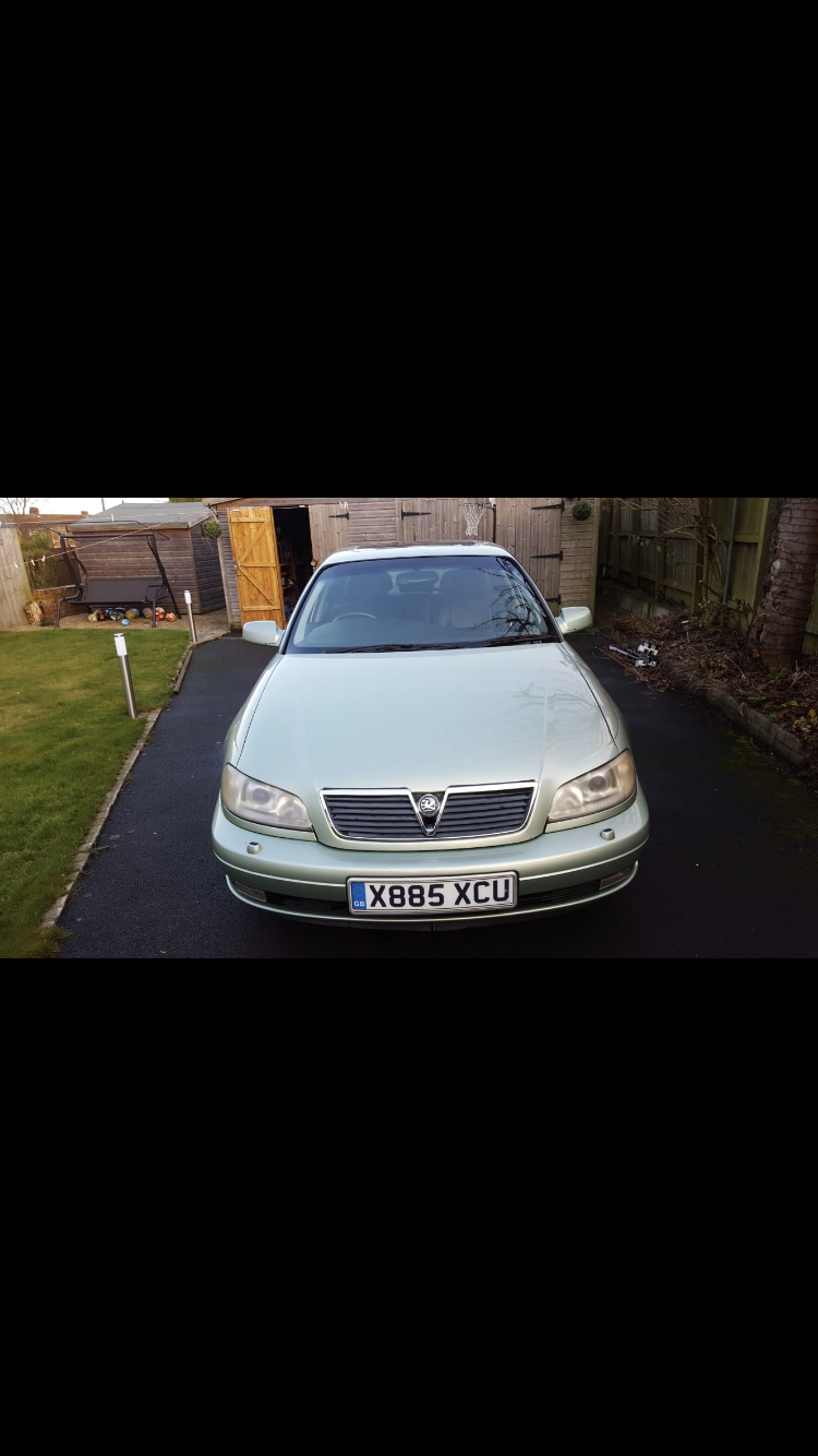 2000 X reg Vauxhall omega ELITE 3L V6 automatic For Sale (picture 4 of 6)
