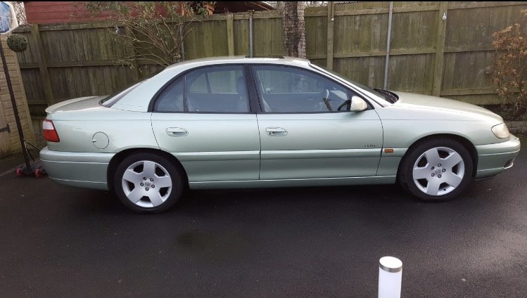 2000 X reg Vauxhall omega ELITE 3L V6 automatic For Sale (picture 1 of 6)