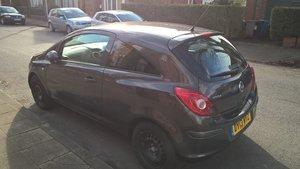 Vauxhall Corsa 1.2 Exclusiv AC, 56K miles,