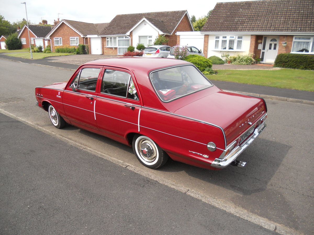 1966 Vauxhall Victor 101 For Sale (picture 1 of 6)