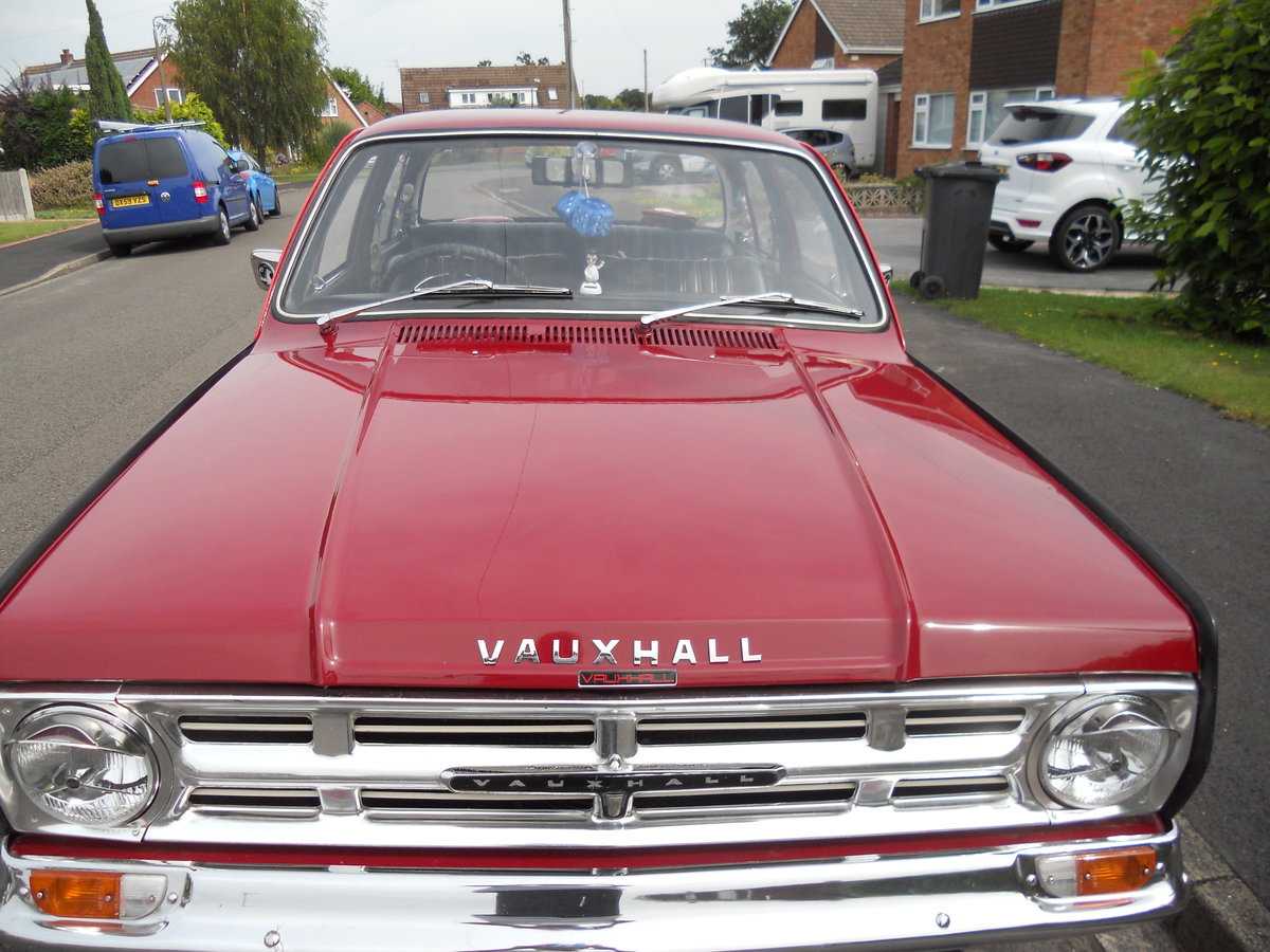 1966 Vauxhall Victor 101 For Sale (picture 3 of 6)