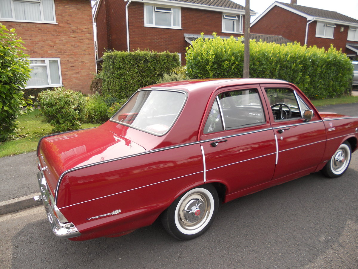 1966 Vauxhall Victor 101 For Sale (picture 5 of 6)