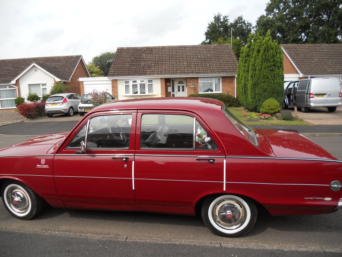 1966 Vauxhall Victor 101 For Sale (picture 6 of 6)