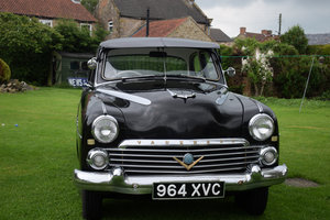 1957 VAUXHALL VELOX E SERIES - EX S. AFRICA. WHAT A SURVIVOR For Sale
