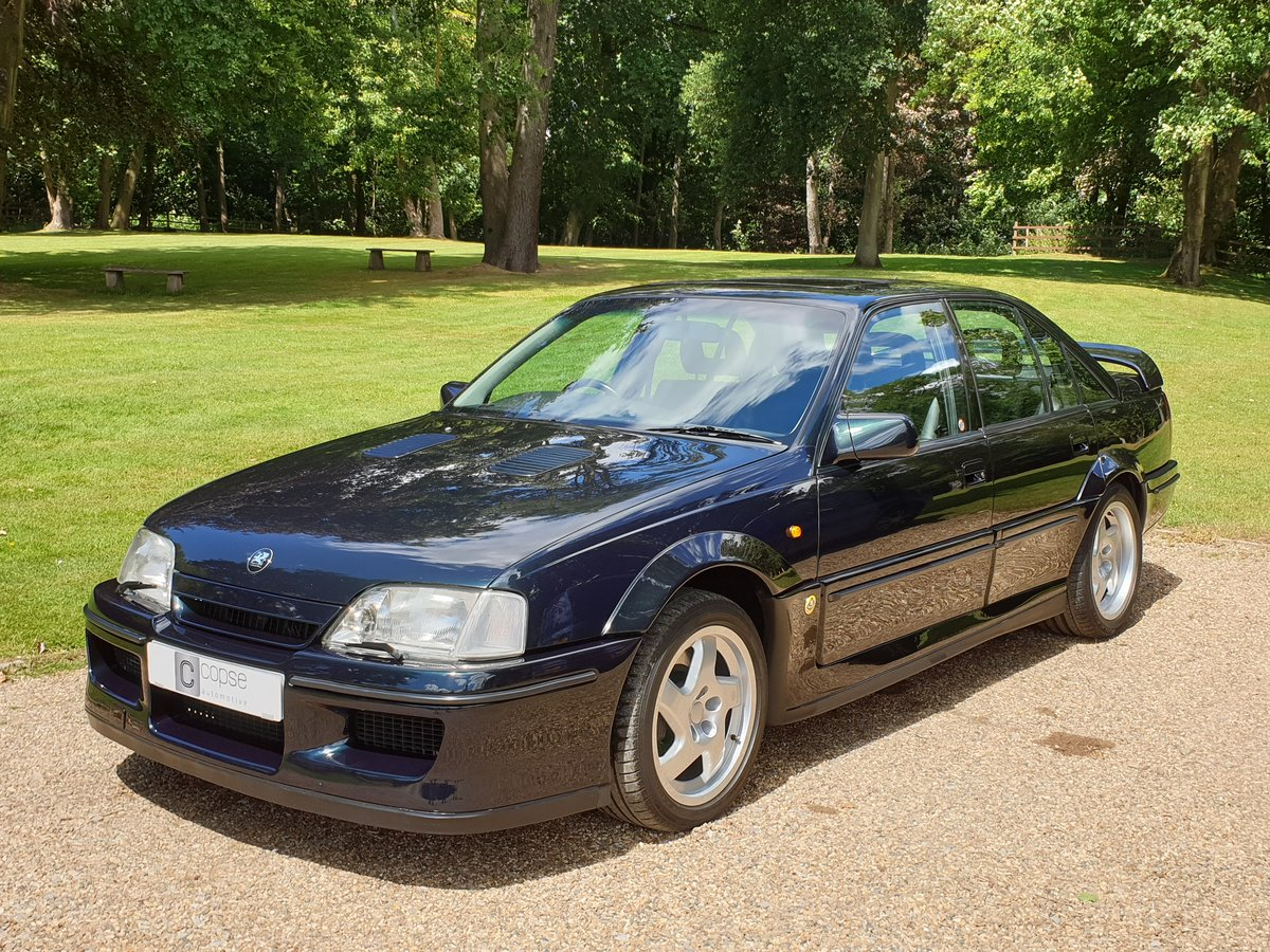1991 Enthusiast Owned Lotus Carlton For Sale (picture 6 of 6)