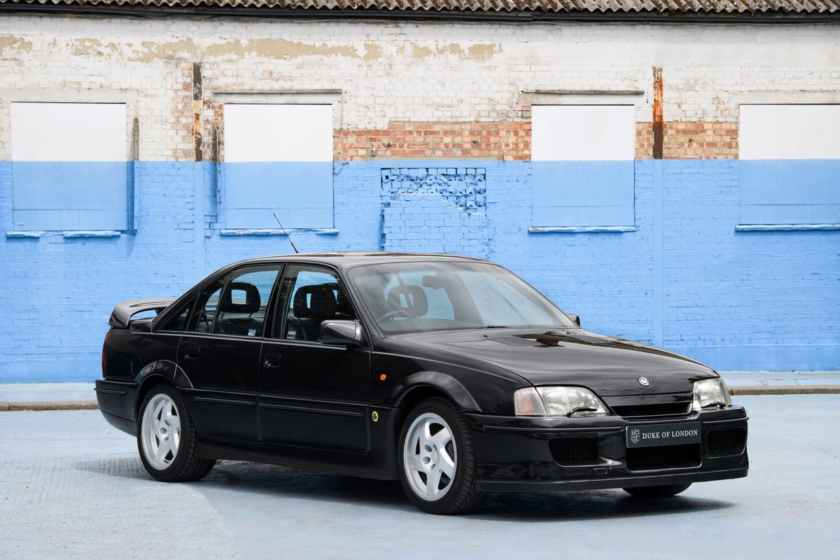 1993 Lotus Carlton SOLD (picture 1 of 15)