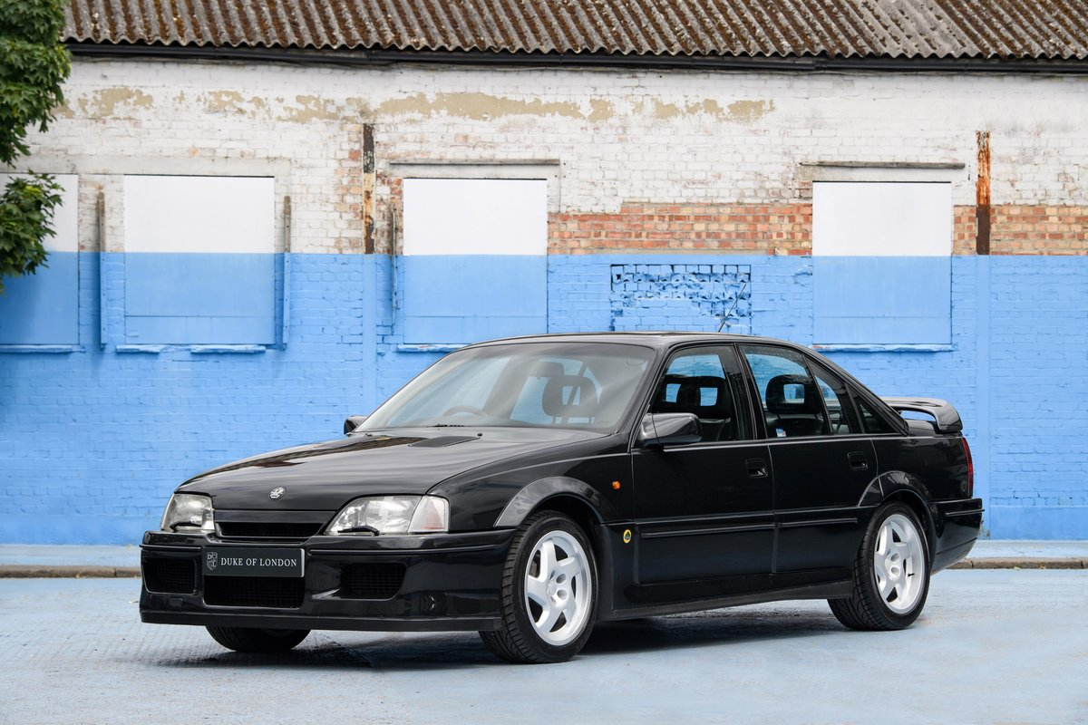 1993 Lotus Carlton SOLD (picture 2 of 15)