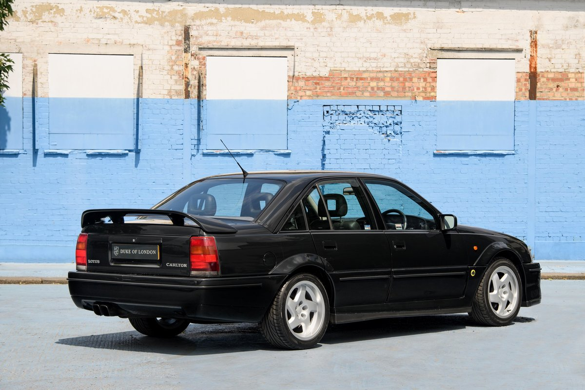 1993 Lotus Carlton SOLD (picture 4 of 15)