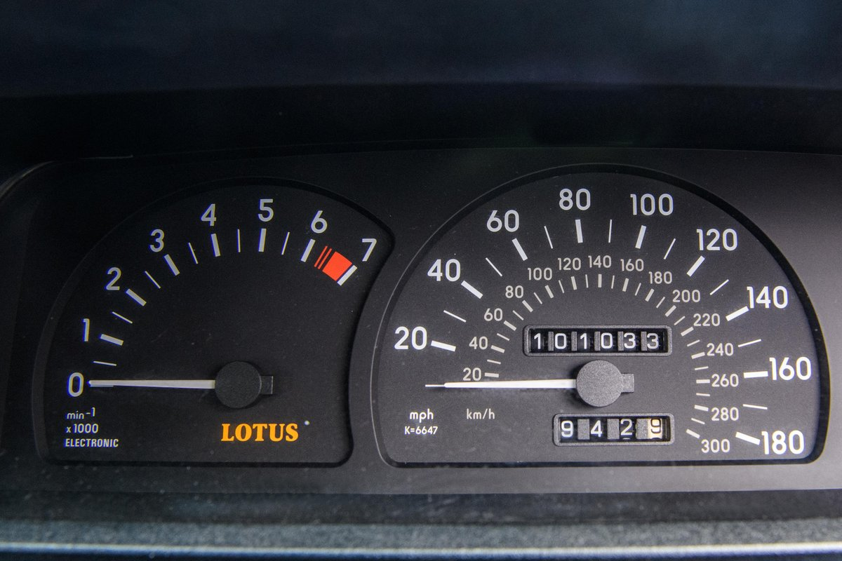 1993 Lotus Carlton SOLD (picture 14 of 15)